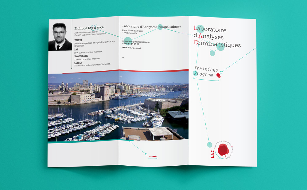 Brochure commerciale L.A.C.